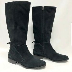 UGG Suede Leigh Riding Boots